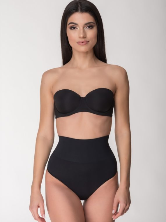 zeta curves postpartum shaper black 1