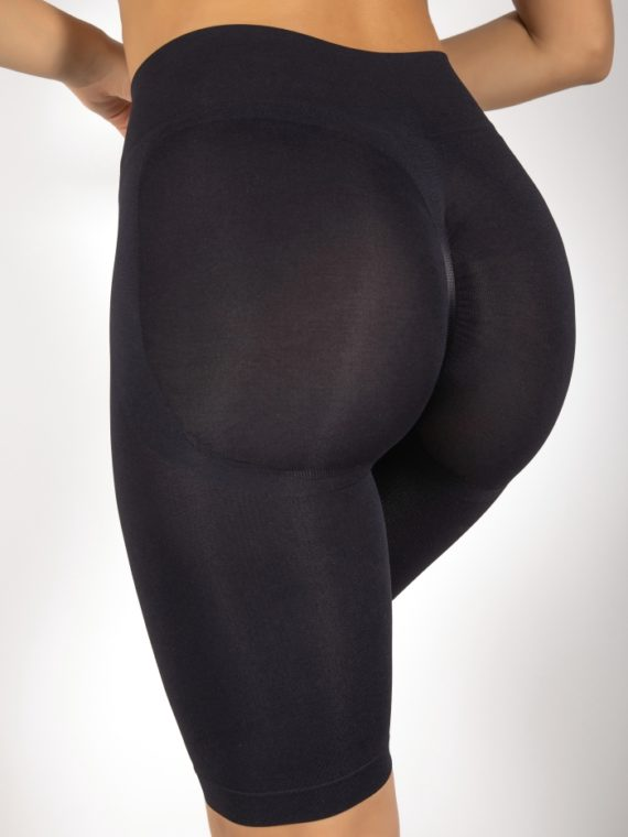 QUINN SEAMLESS BOOTY SHAPER BLACK 31
