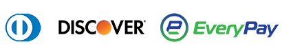 Diners - Discover - Everypay Payment Methods